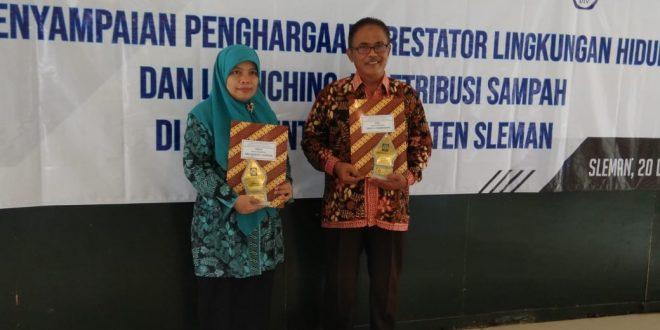 SMAN 1 Godean Raih Peringkat 3 Sekolah Adiwiyata Kabupaten Sleman Tahun 2018
