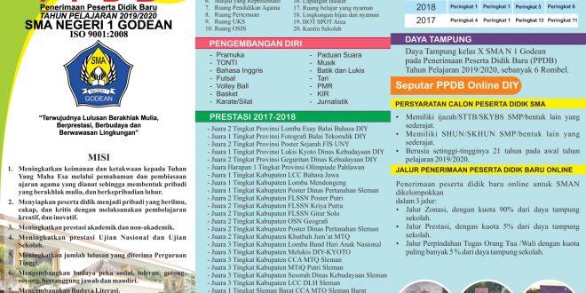 Informasi PPDB 2019/2020