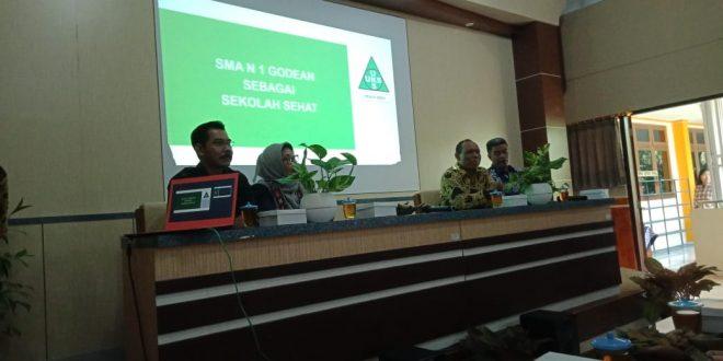 Penilaian Lomba Sekolah Sehat Tingkat SMA D.I.Yogyakarta