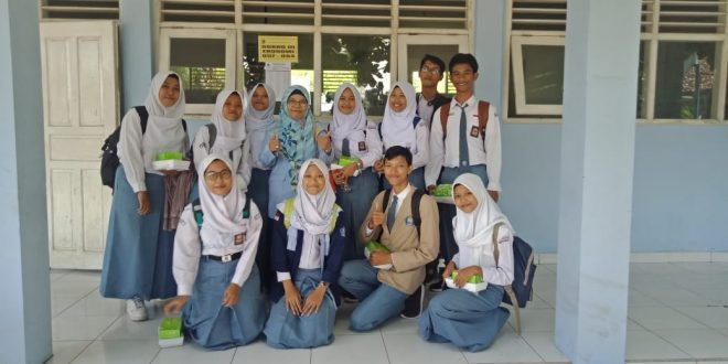 Tim SMAN 1 Godean Mengikuti KSN Kabupaten Sleman Tahun 2020